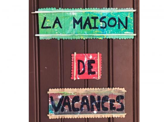 Avec la crise du Covid-19, l'APAJH Meurthe-et-Moselle a transformé une maison de vacances et de loisirs en un lieu de confinement, avec pour objectif de limiter l'impact psychologique de la situation sur les enfants.
